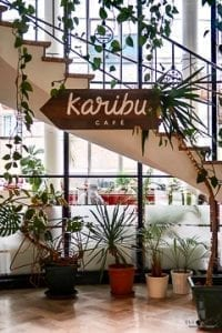 Cafe Karibu Explore Utrecht 1
