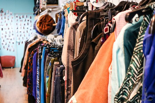 vintage kledingwinkels Utrecht