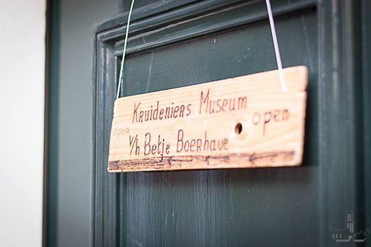 Kruideniers Museum Header Photo