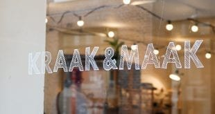 Kraak en Maak: a creative breeding ground disguised as a shop