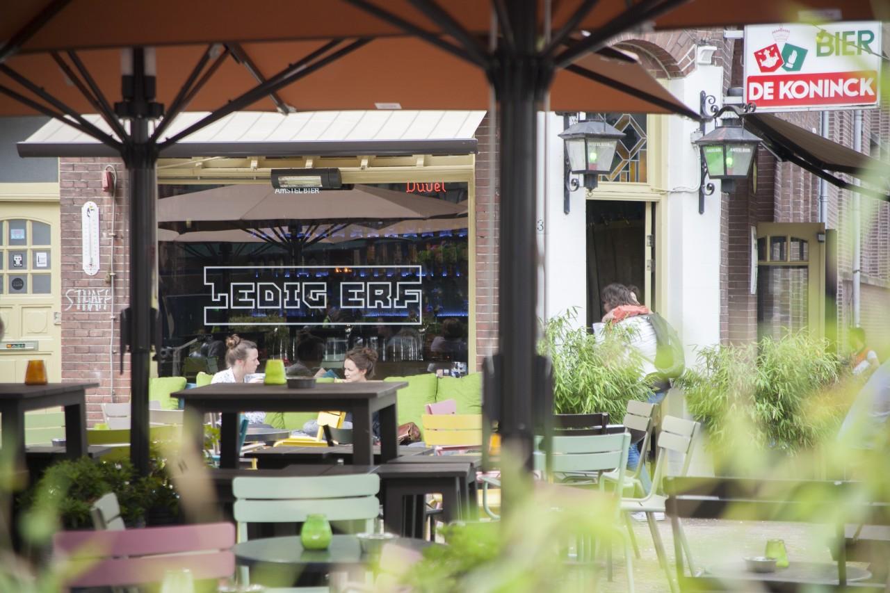 Cafe Ledig Erf Explore Utrecht