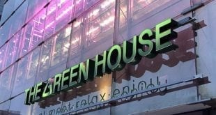 Going green at The Green House