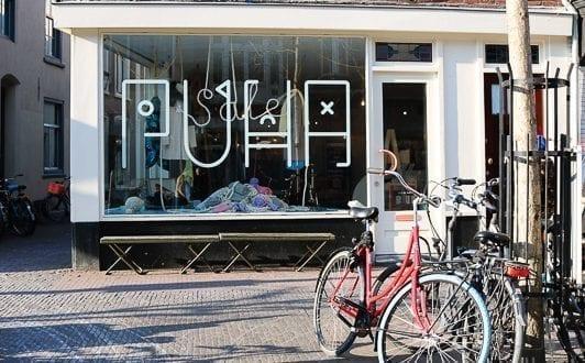 Vooraanzicht Puha explore Utrecht