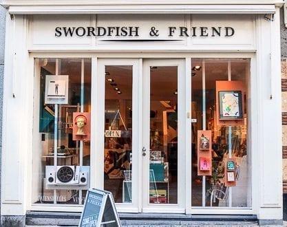 Swordfish and Friends Explore Utrecht-5