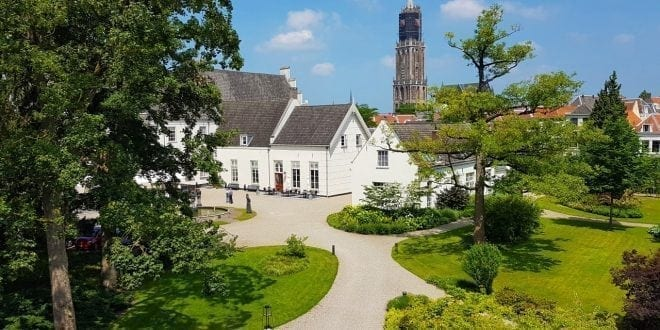 4b2f029bb9f75d Grand Hotel Karel V: stay in a monumental 5-star hotel - Explore Utrecht