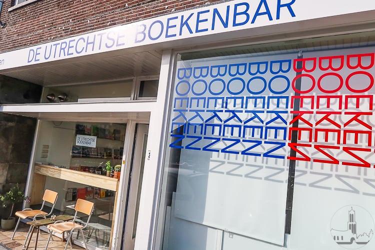 De Boekenbar Utrecht Explore Utrecht-1