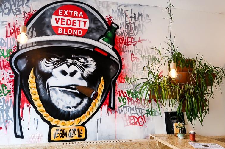 Utrecht The Vegan Gorilla Dainahara Polonia-10