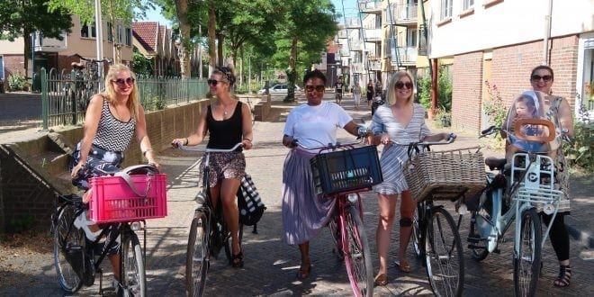 Culinary bike tour through Utrecht - Explore Utrecht