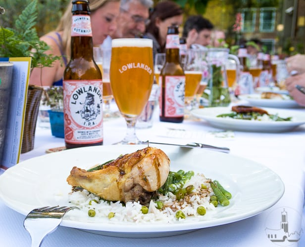 Lowlander Botanical Brew Kitchen Pop Up Dinner-10