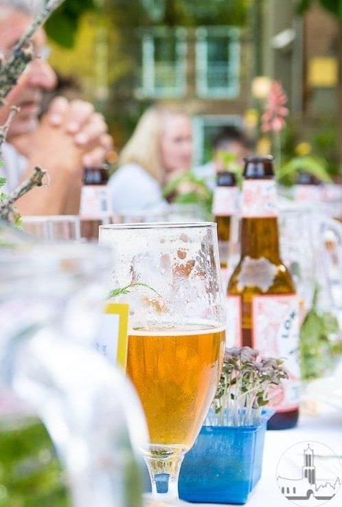 Lowlander Botanical Brew Kitchen Pop Up Dinner-11
