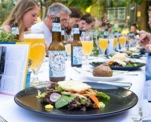 Lowlander Botanical Brew Kitchen Pop Up Dinner-5
