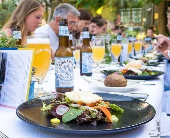 Lowlander Botanical Brew Kitchen Pop Up Dinner-5