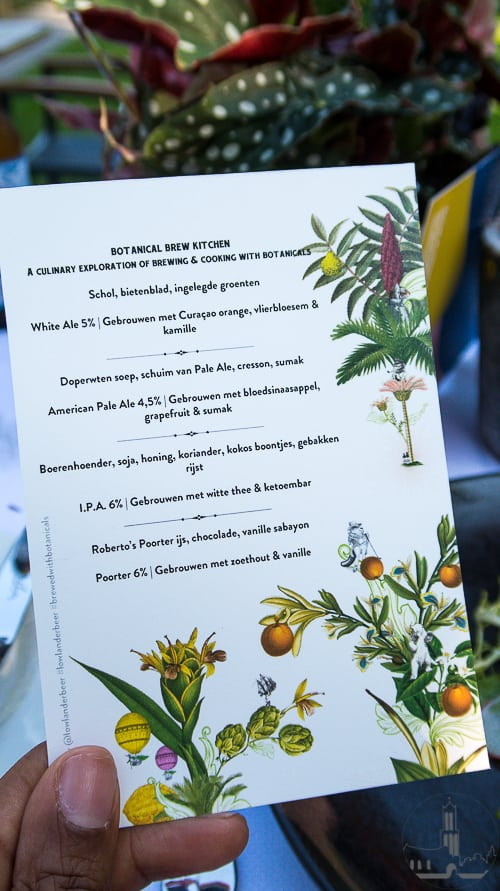 Lowlander Botanical Brew Kitchen Pop Up Dinner-6
