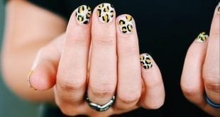 Insta-perfect nails by The Happy Toko