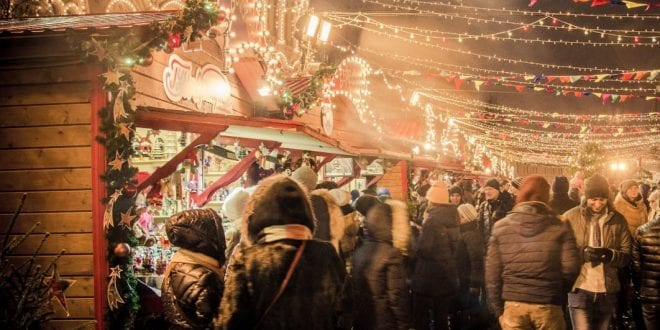 Christmas Fairs Festivals In Utrecht The Happiest Time Of The