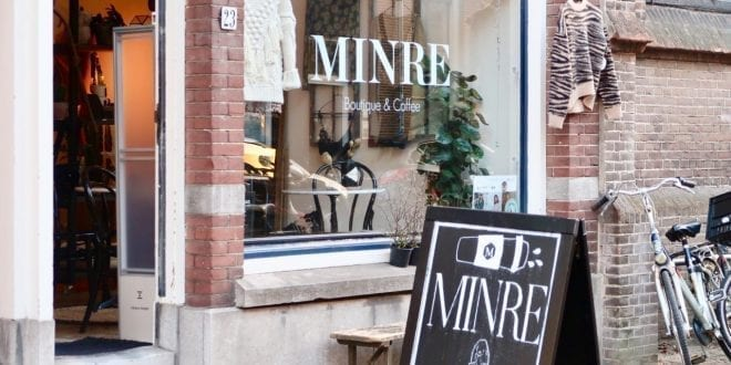 Minre: boutique and coffee bar - Explore Utrecht