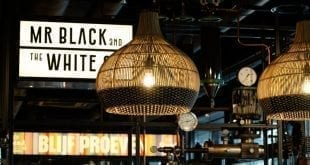 Mr Black and the White Ox – lunch en diner in voormalig hoofdkantoor Douwe Egberts