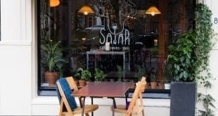SAAR, versatile restaurant on the Catharijnesingel