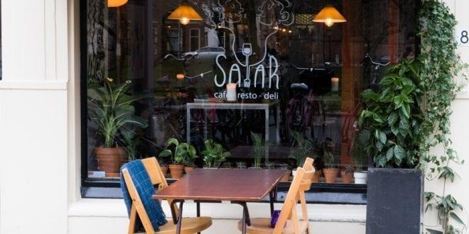 Restaurant SAAR Catharijnesingel Explore Utrecht -2