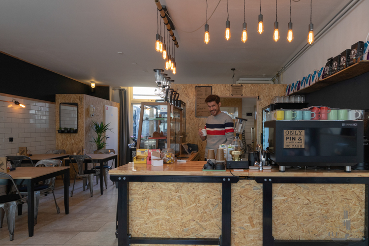 Black Brew Located In Wijk C For Music And Good Coffee Explore Utrecht