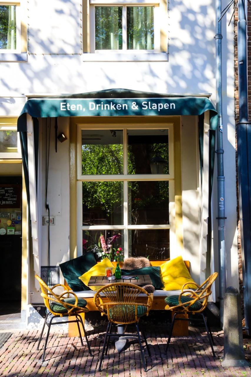 De Stijl fietsroute van Utrecht naar Amersfoort 1