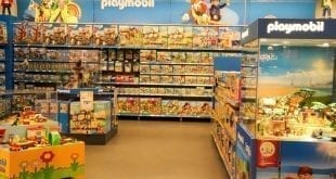 Intertoys opens first Experience Store in shopping centre The Wall in Utrecht