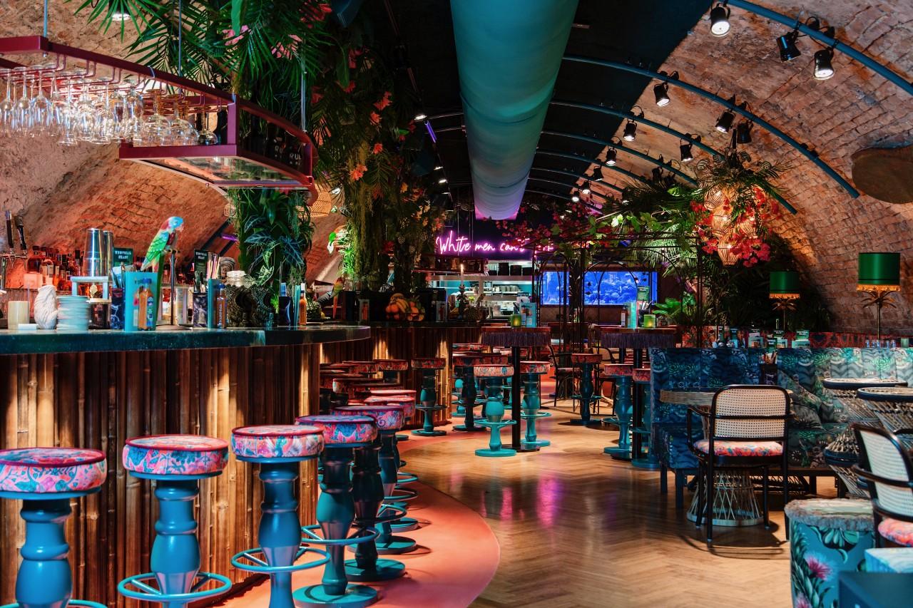 De Rum Club Interieur Explore Utrecht 2