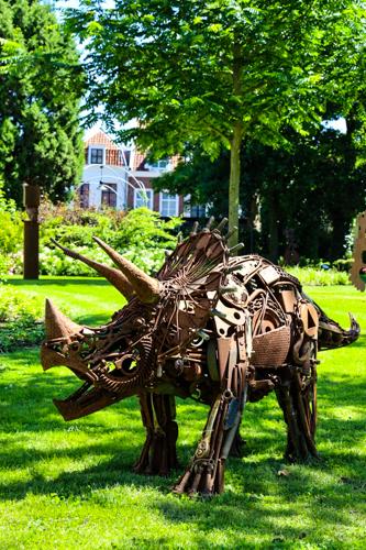 Beelden Expositie Karel 5 Explore Utrecht -2