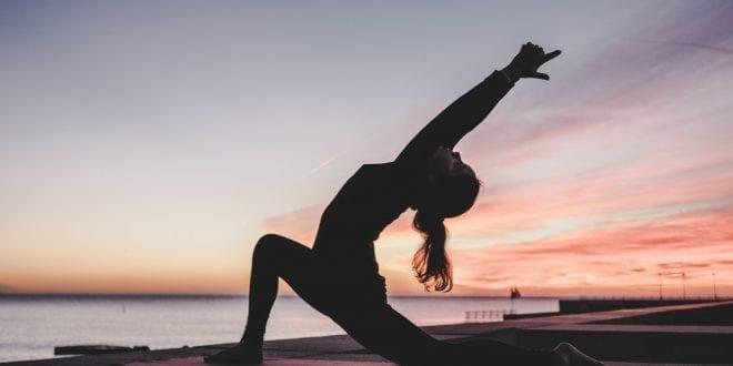 yoga in de buitenlucht in Utrecht 4