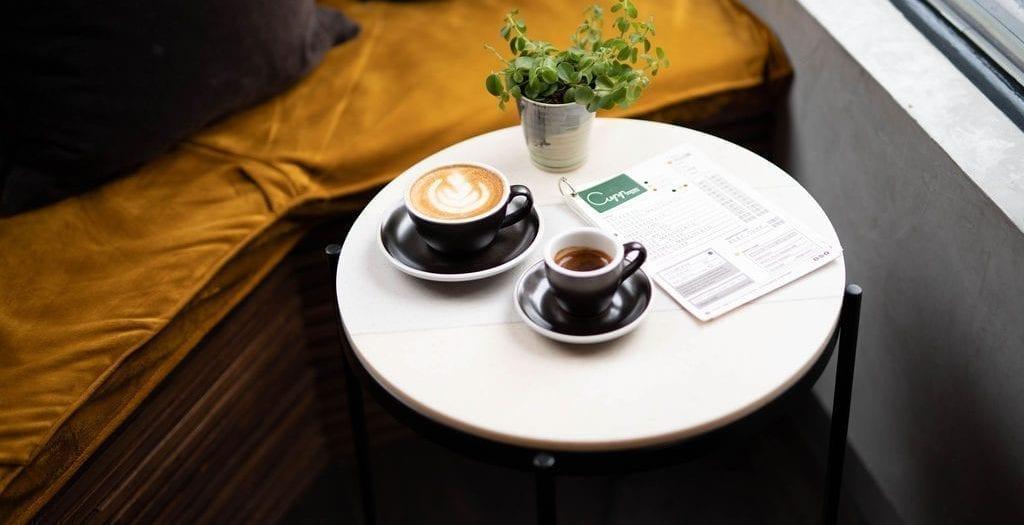 Cupp Specialty Coffee Utrecht 1