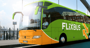 Traveling with Flixbus from Utrecht to Antwerp, Berlin and Lille (and many more cities)