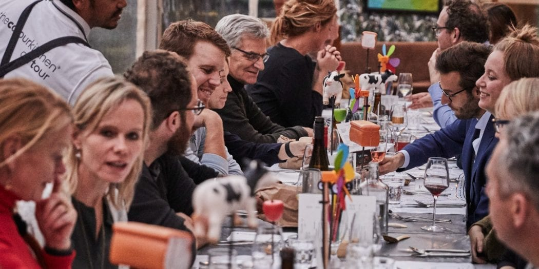 Pop-up restaurant Utrecht