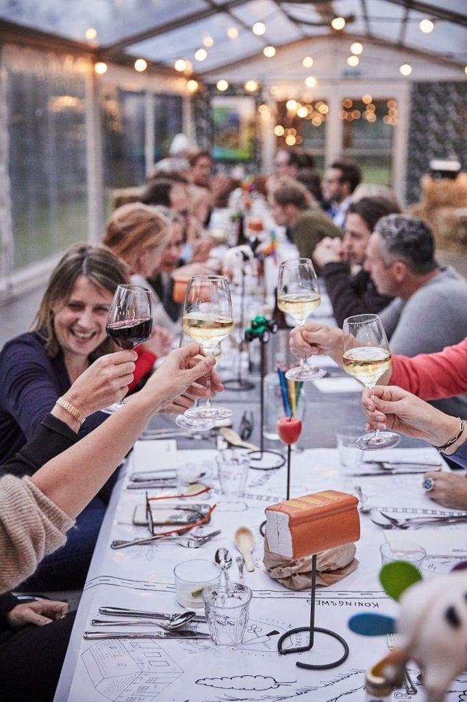 pop-up-restaurant Utrecht