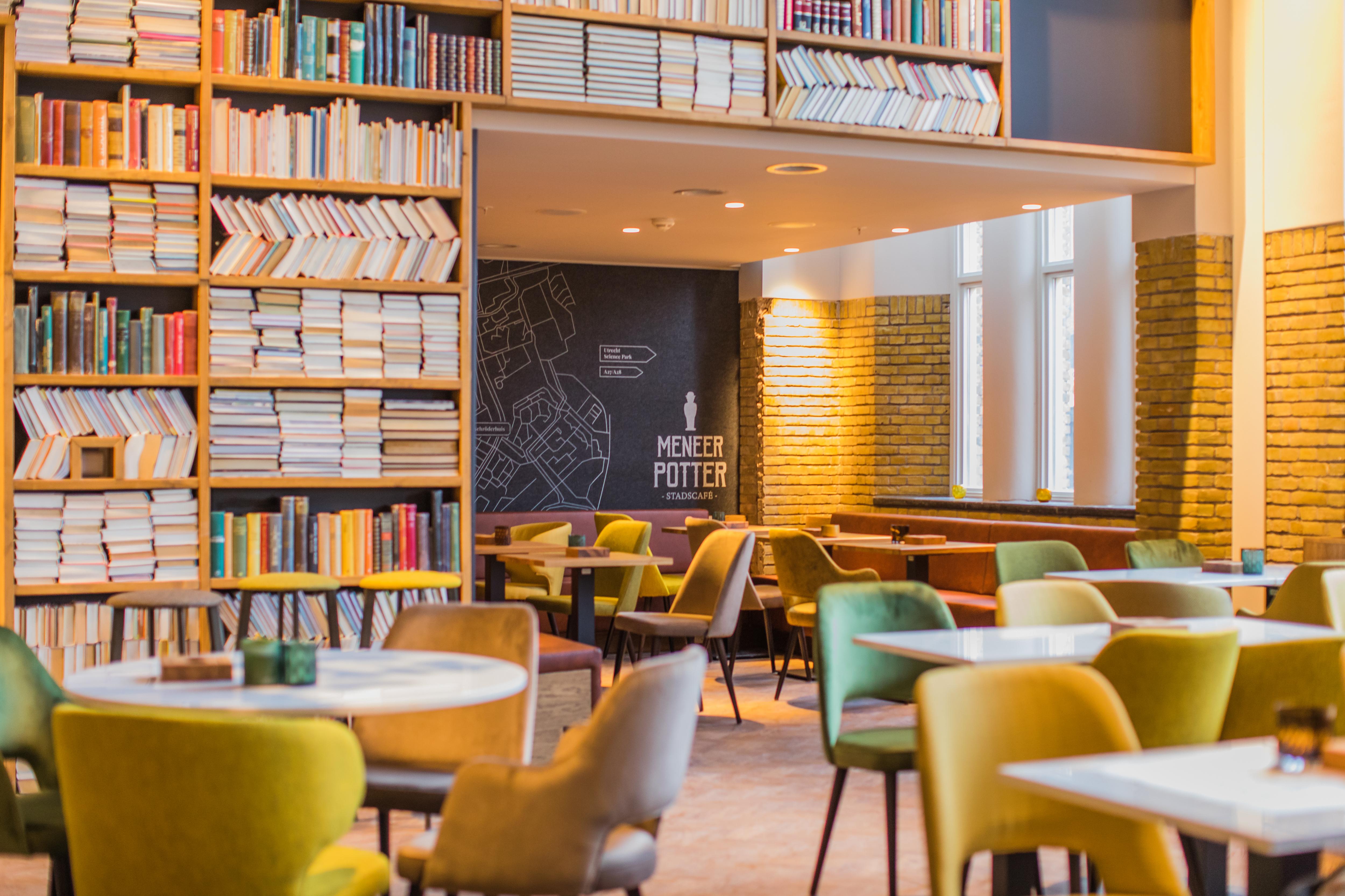 Bibliotheek Utrecht Meneer Potter