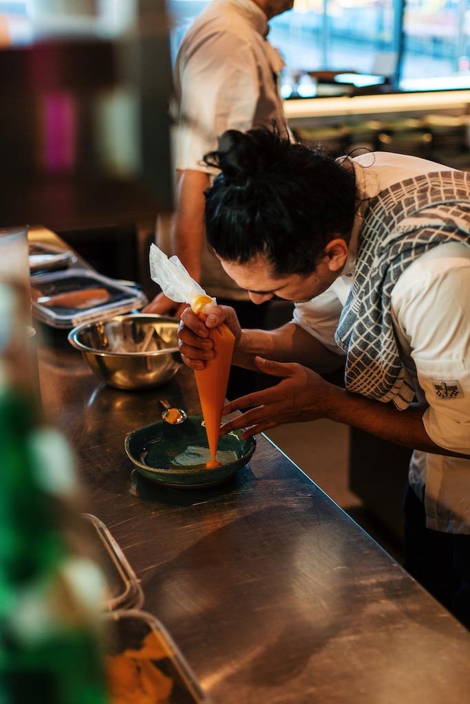 Header Chef recept Ceviche Papi 1