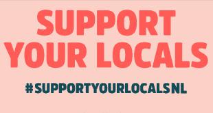 Support your locals Utrecht
